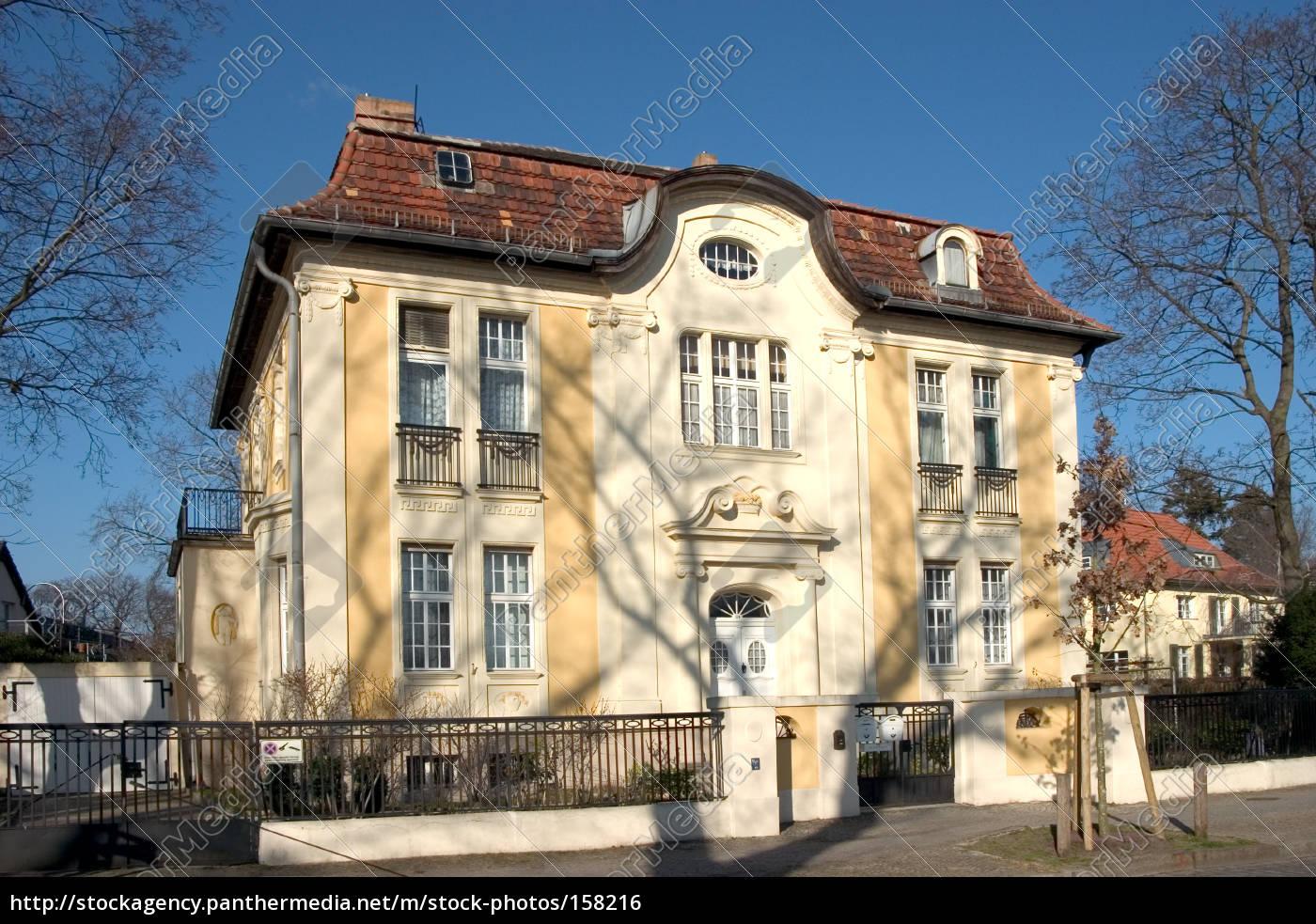 potsdamer, villa, 23 - 158216