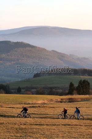 cycling in the rhoen