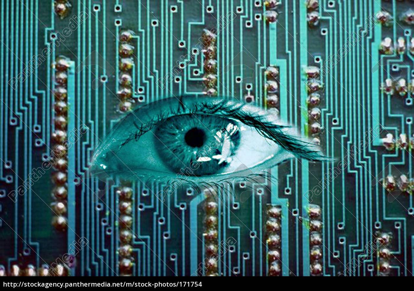 virus, monitor - 171754