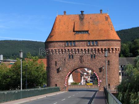 gate miltenberg