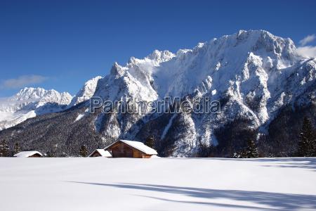 winter, panorama - 174606