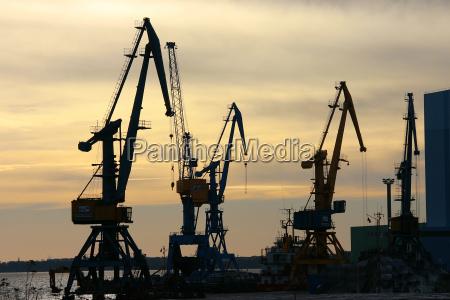 harbour idyllic