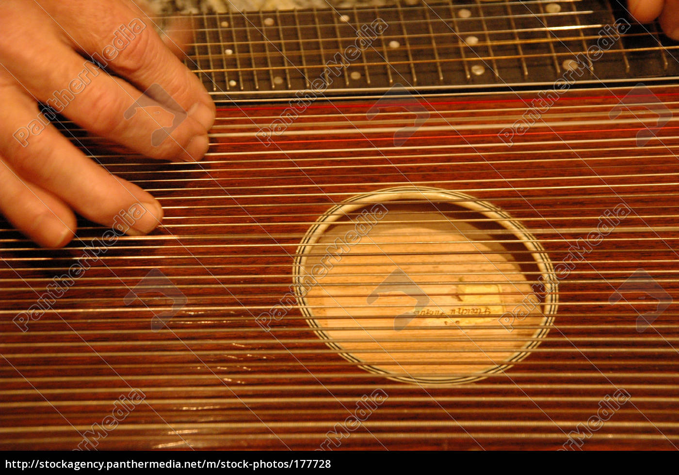 on, the, zither - 177728