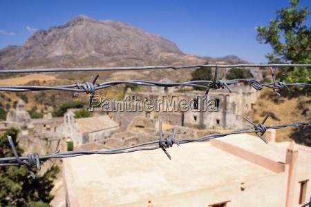 crete ancient monastery kato prevelli