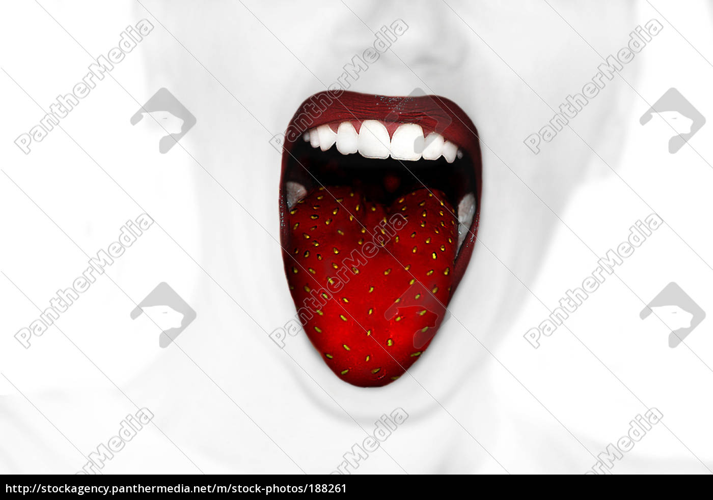 the, strawberry, face - 188261