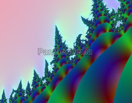 forest fractal