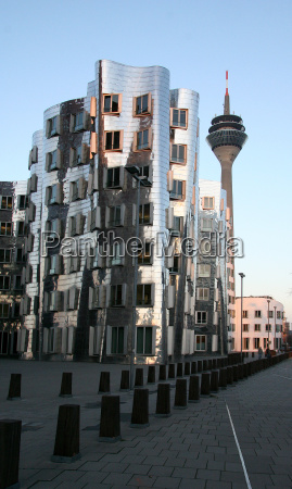 gehry, and, rhine, tower - 199081