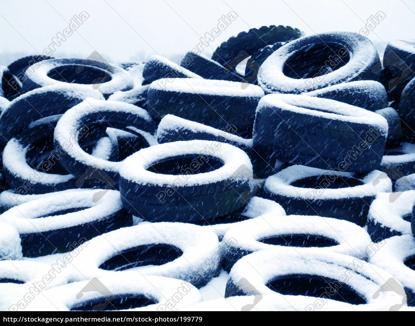 winter, tires, snow - 199779