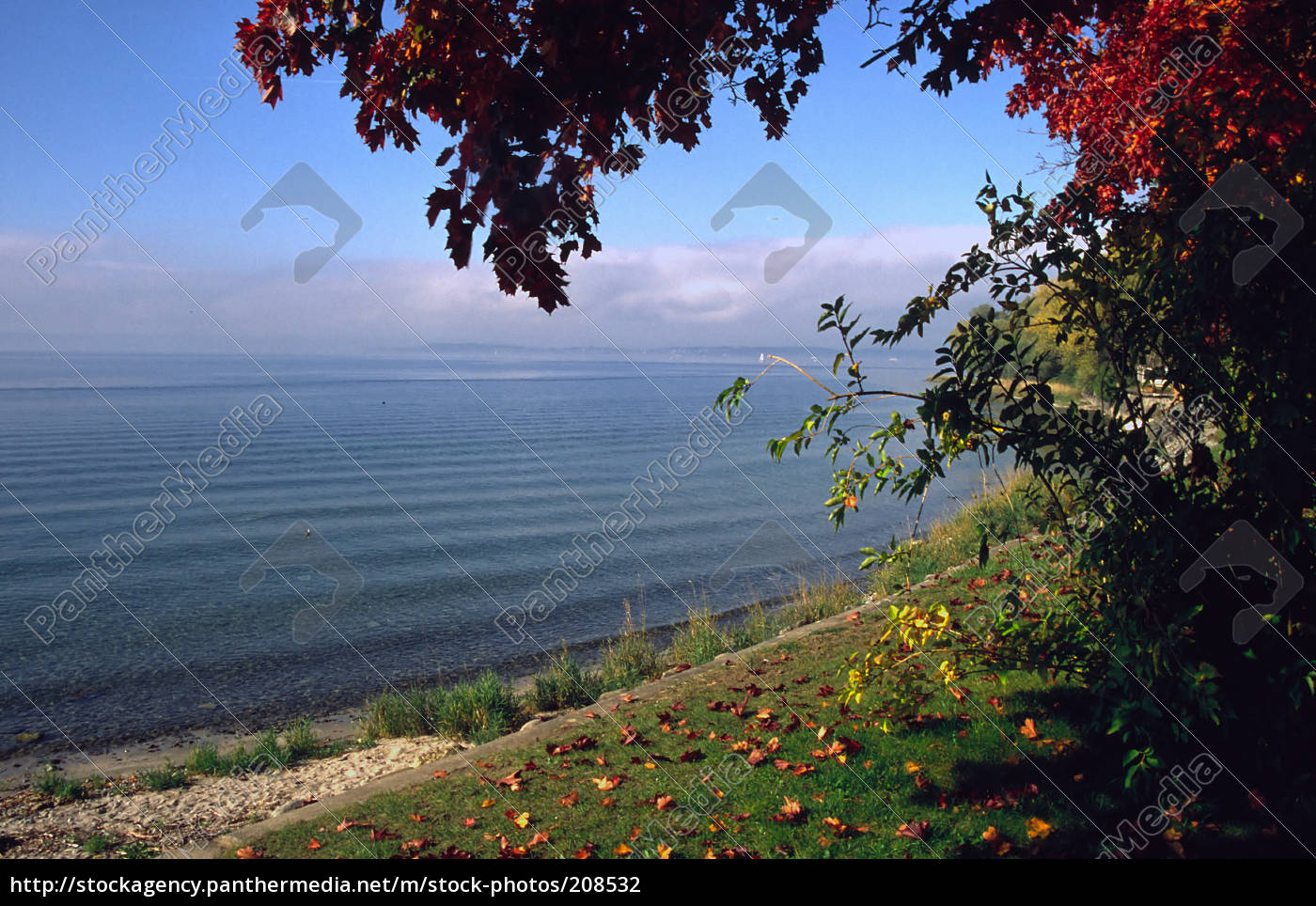 autumn, at, lake, constance - 208532