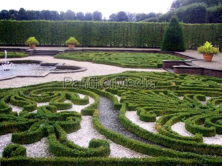in, the, herrenhausen, gardens, hannover - 214148