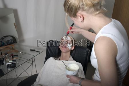 create a face mask
