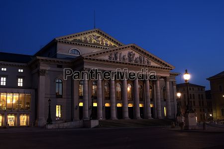 national theater munich