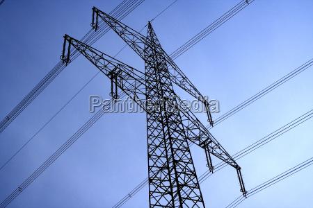 power, pole - 218647