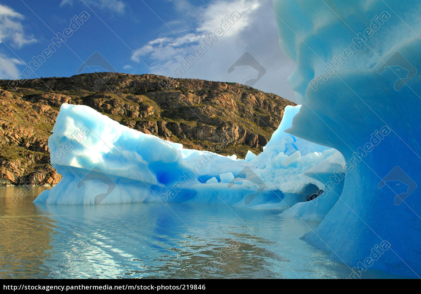 chunks, of, ice, in, the, glacial - 219846