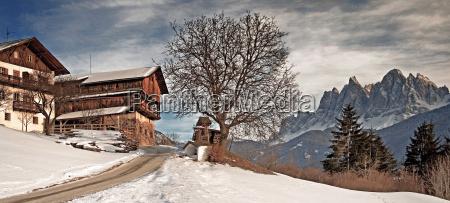 farmhouse, -, panorama - 219190
