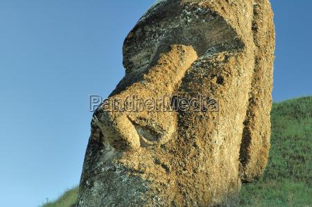 moai, stone, statue - 219805