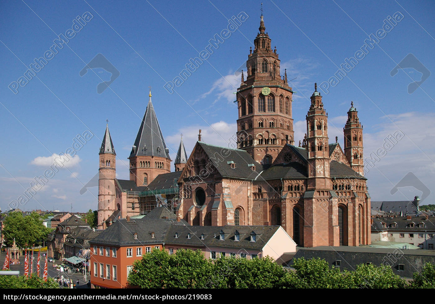 the, mainz, cathedral - 219083
