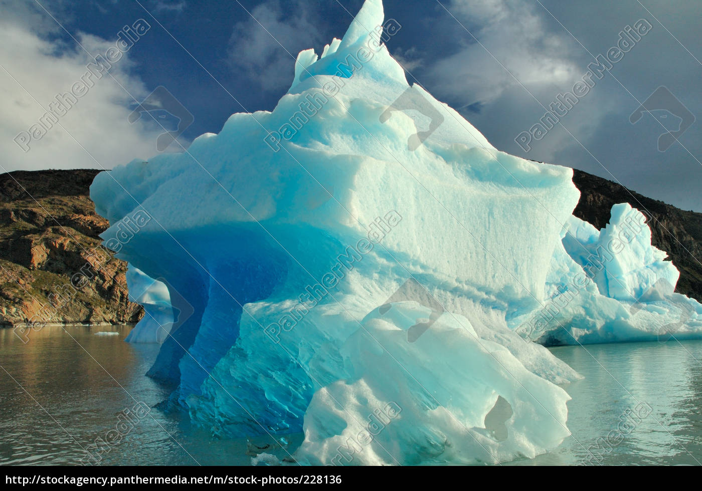large, iceberg - 228136