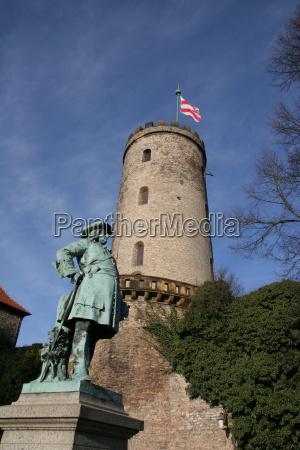 sparrenburg, bielefeld - 231715