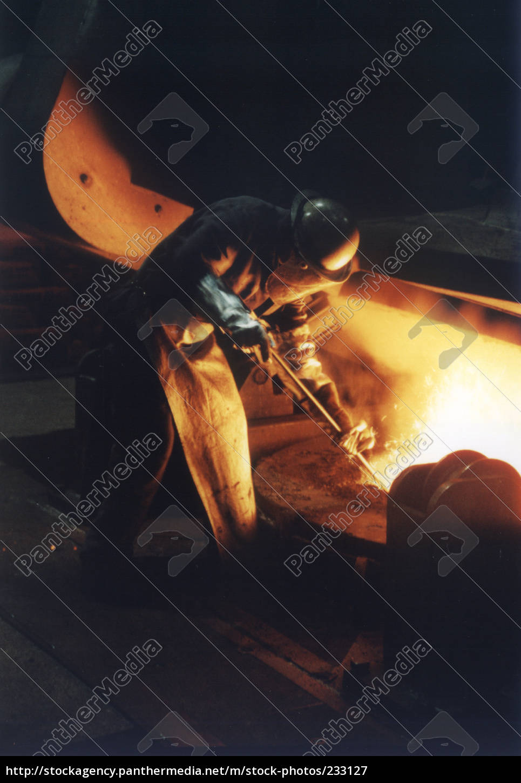workers, in, gußwerk - 233127
