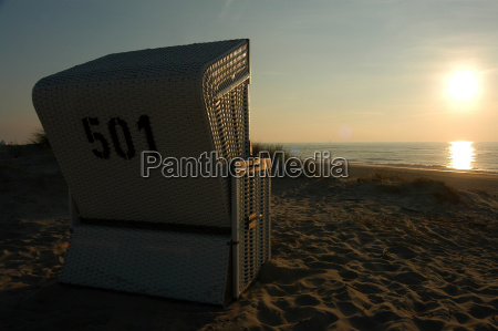 sunset, in, a, beach, chair - 234700