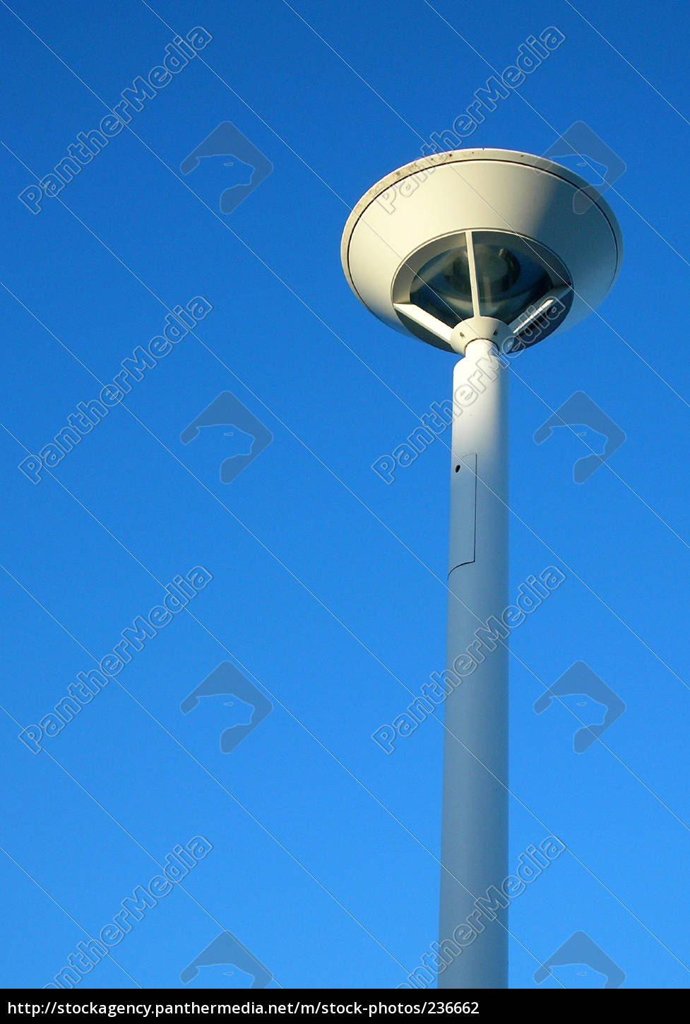 Stock Image 236662 Modern Street Lighting