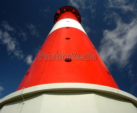 lighthouse of hoernum