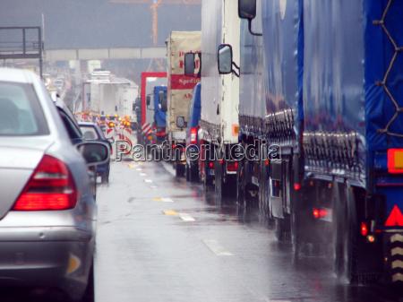traffic jam a1