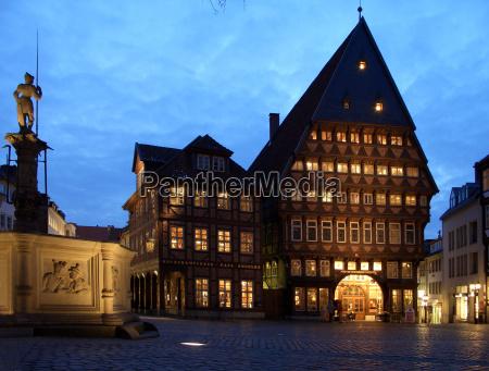 hildesheim market square