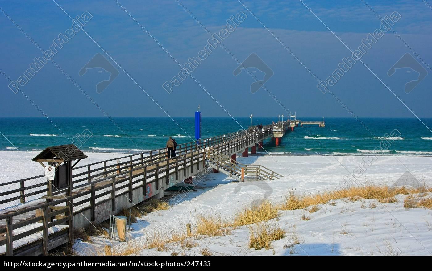 seebrücke, prerow - 247433