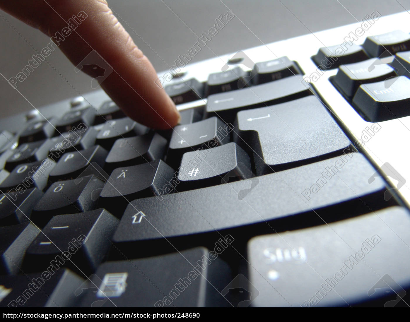 computer, keyboard - 248690