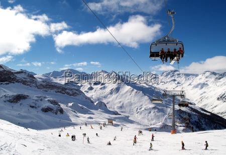 ski, run - 248380