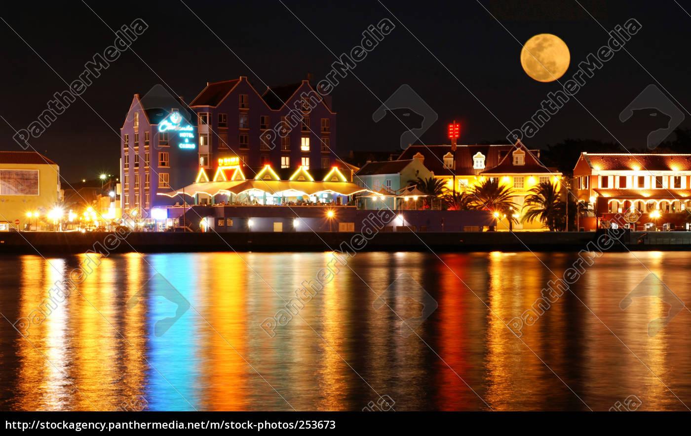 curaçao, night - 253673