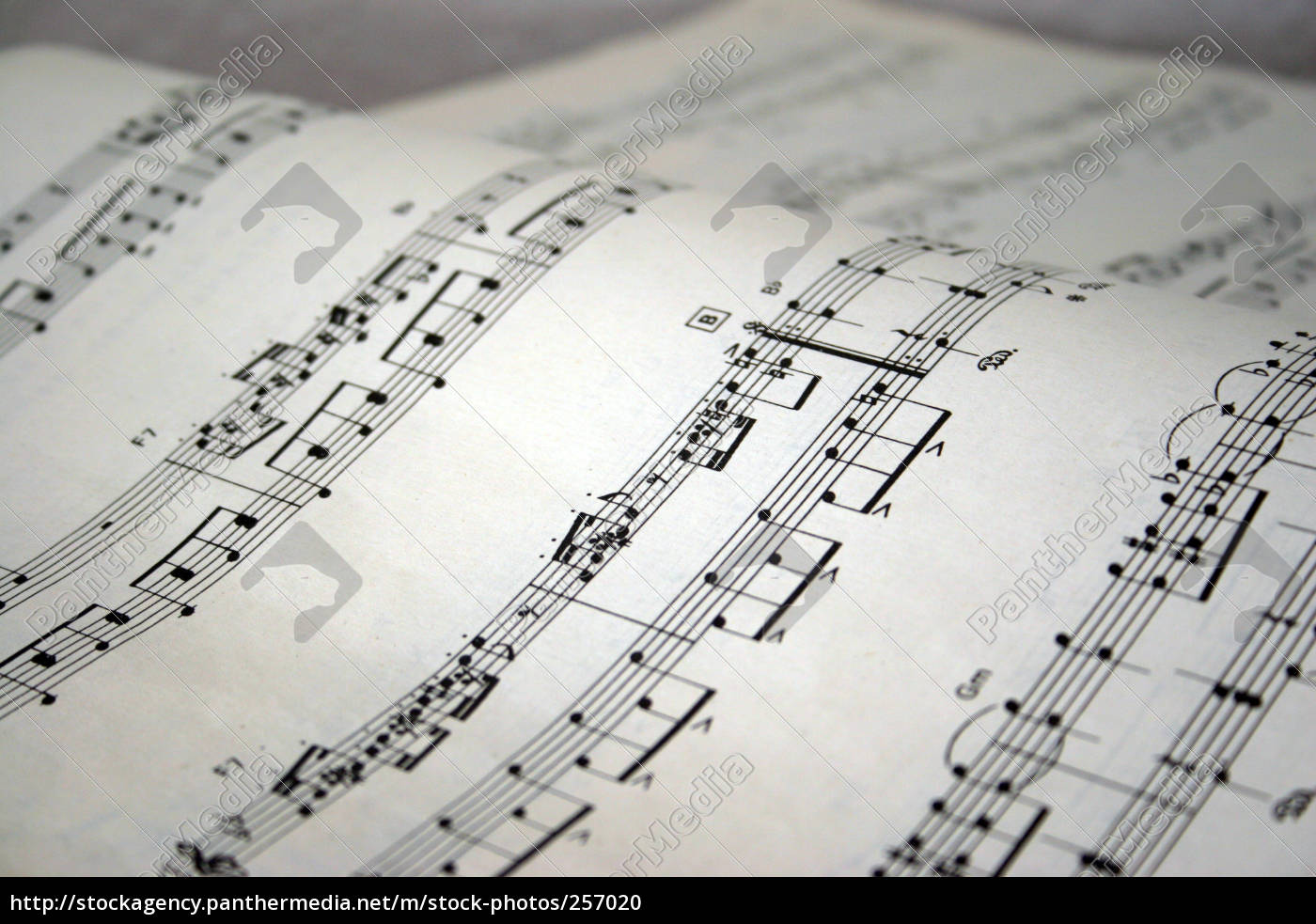 piano, sheet, music - 257020