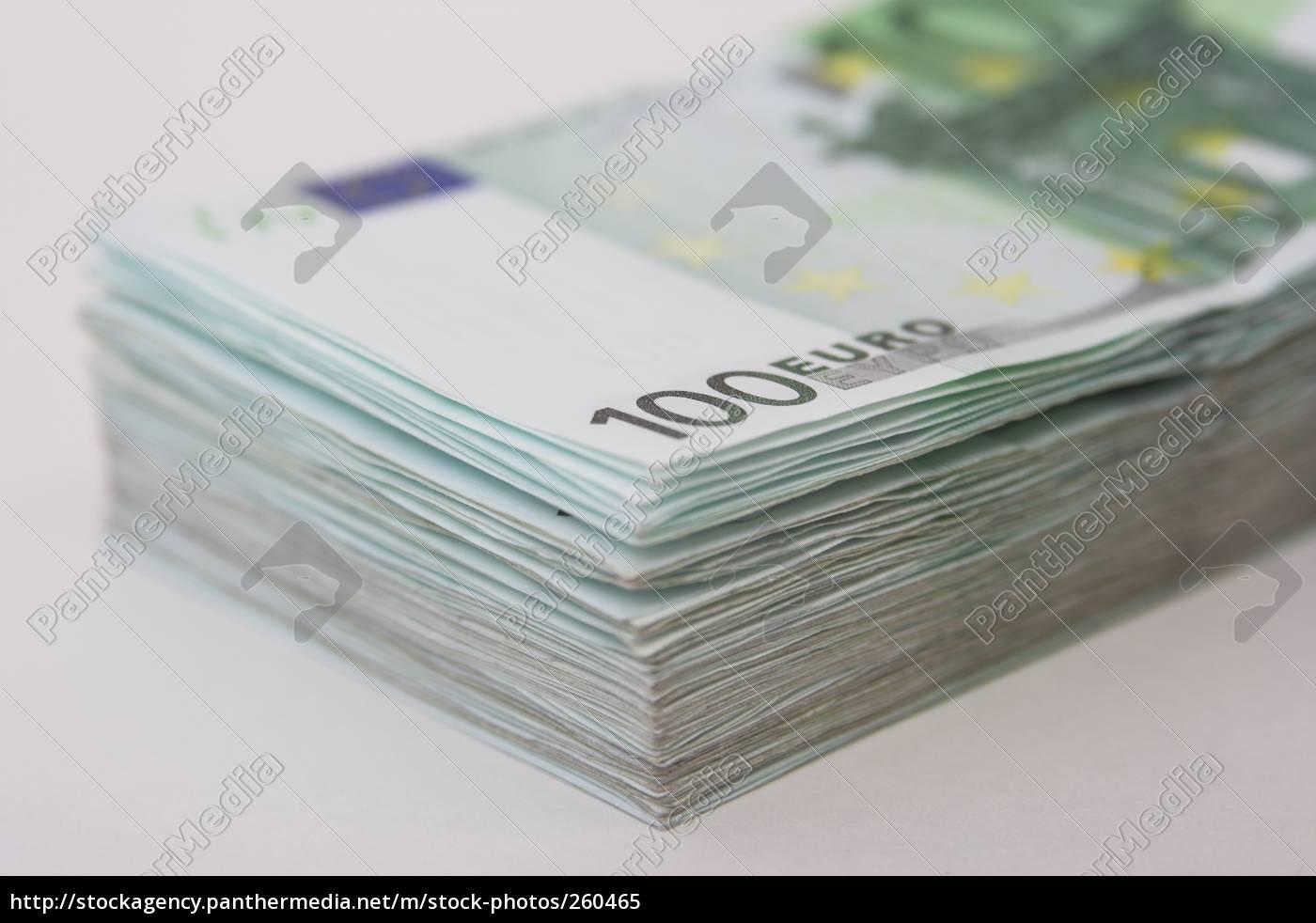 banknotes, open, 100, (10, 000, €), ver.5 - 260465