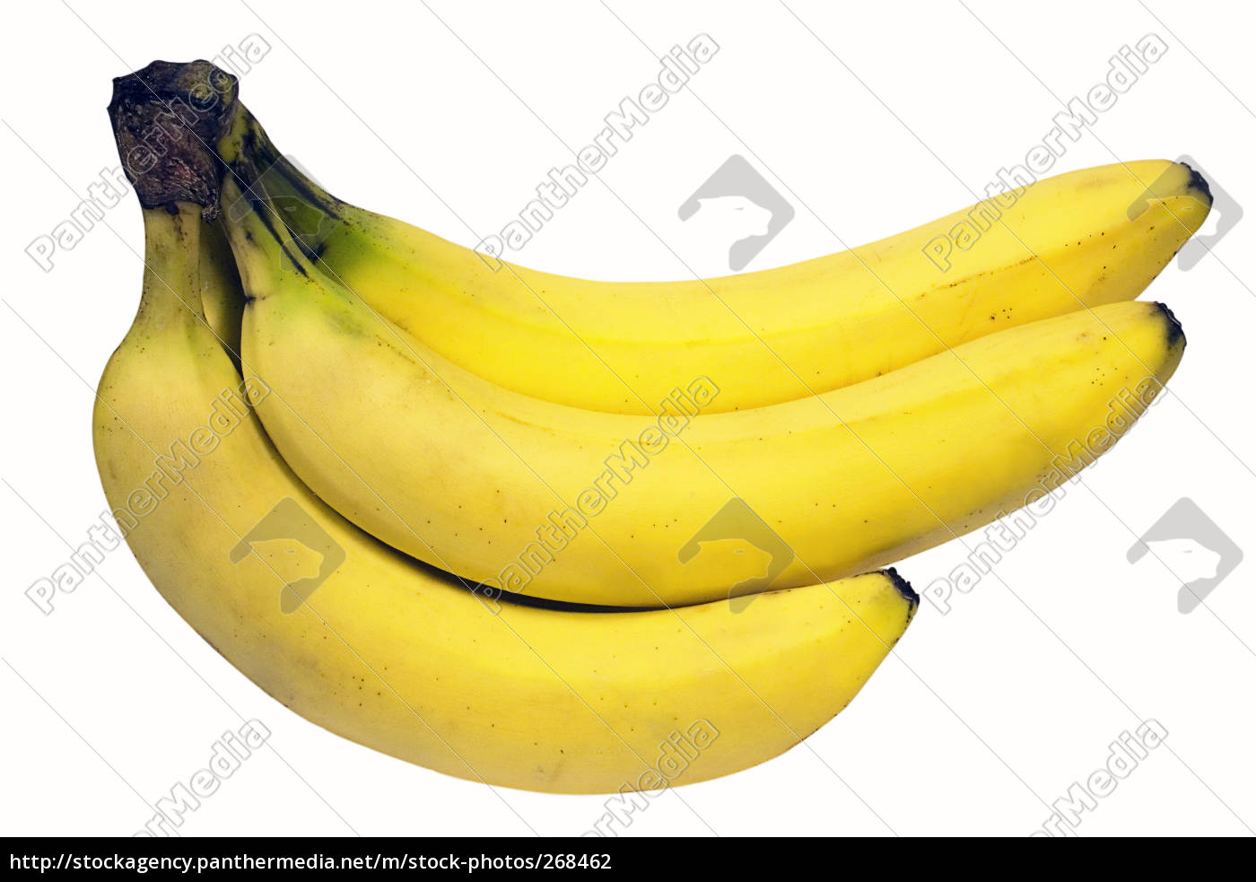 banana, with, clipping, path - 268462