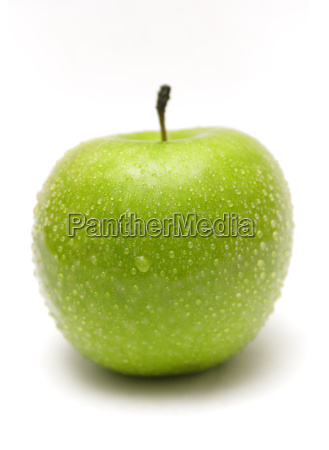 wet, green, apple - 269268