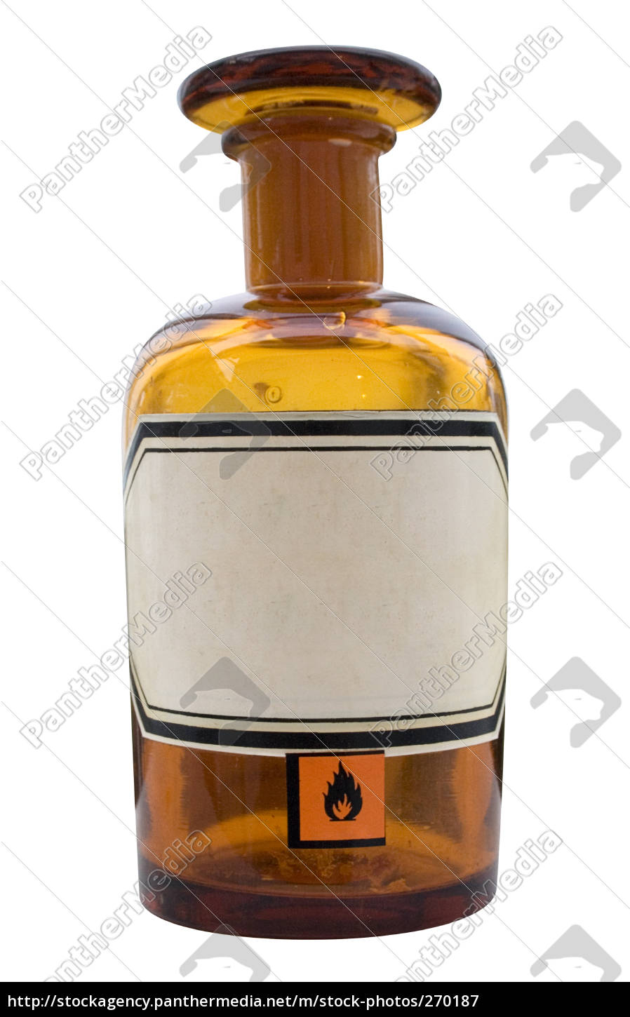 pharmacist, bottle, with, clipping, path - 270187