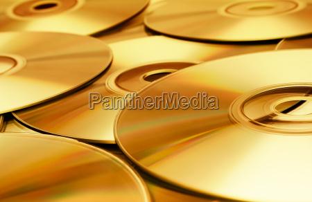 cd, texture, (gold) - 271023