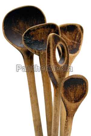 used, cooking, spoon - 274147