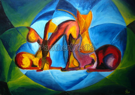 homage to franz marc