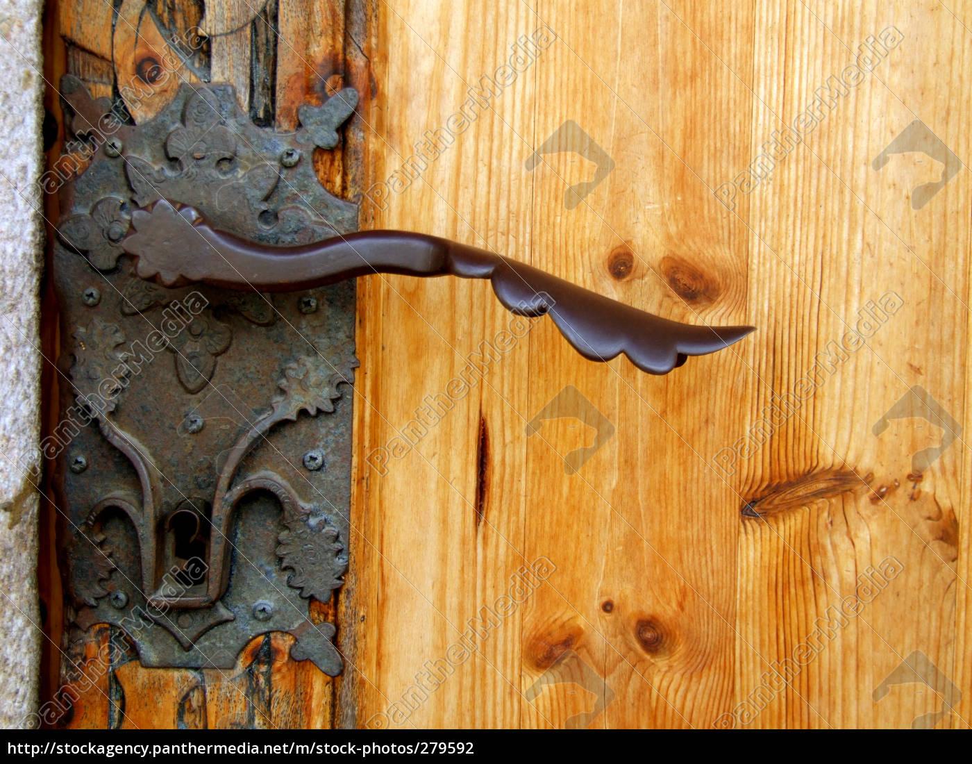 door, handle - 279592