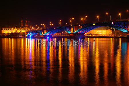 theodor, heuss, bridge, mainz - 284304