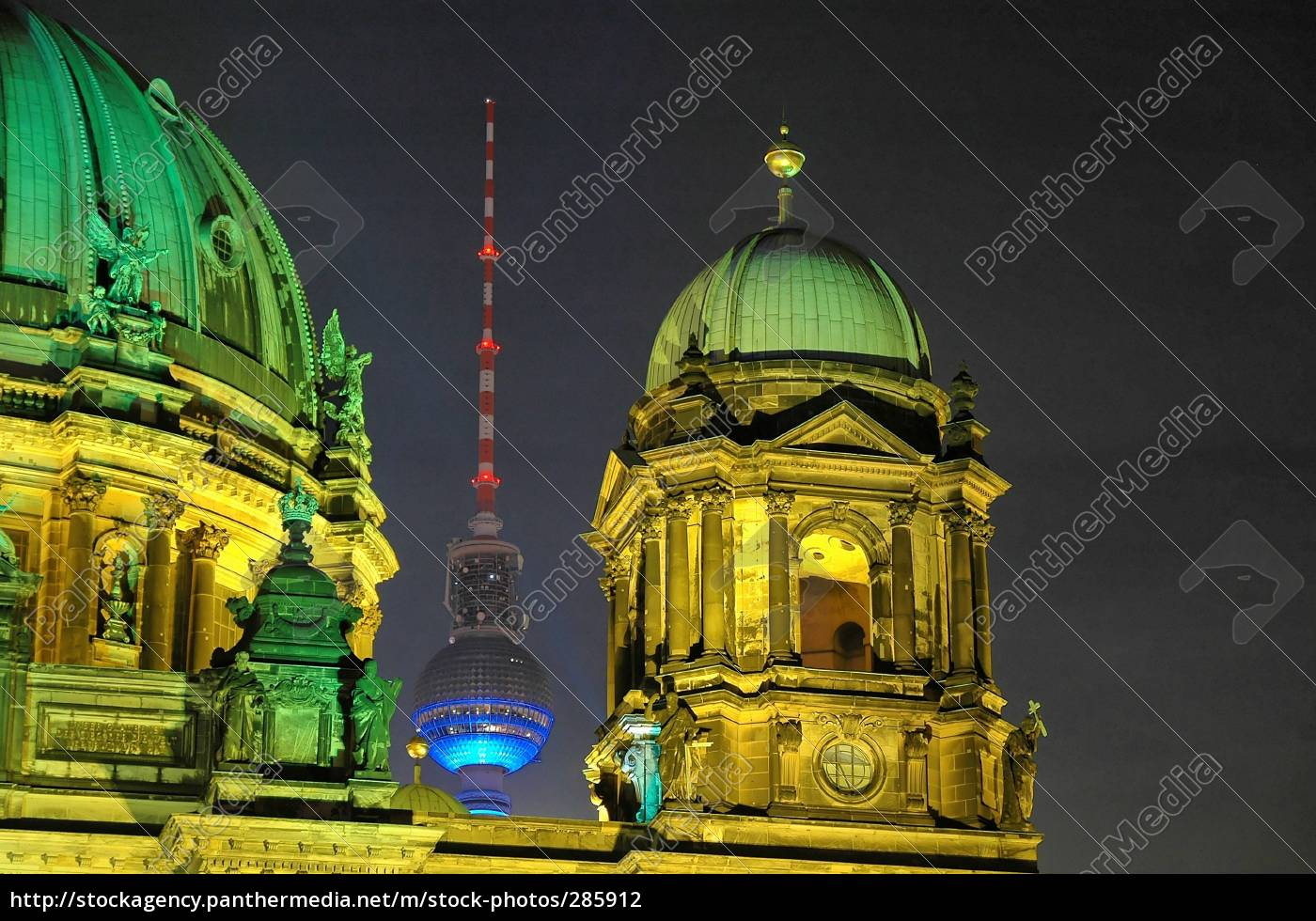 berlin, cathedral - 285912