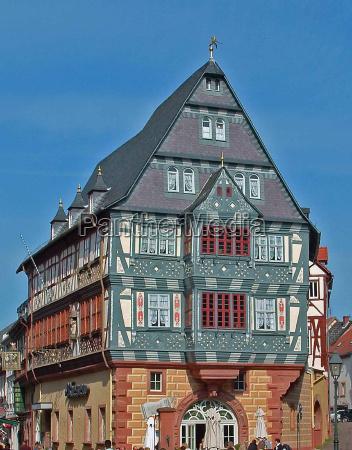 hotel gasthaus zum riesen in miltenberg