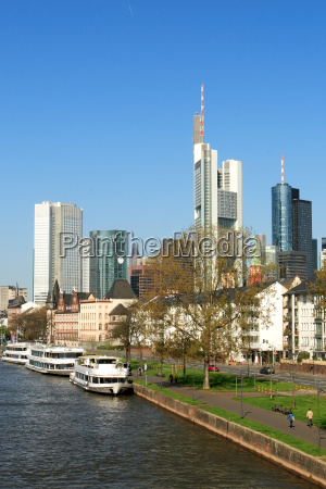 ffm.skyline, in, april, vert - 291498