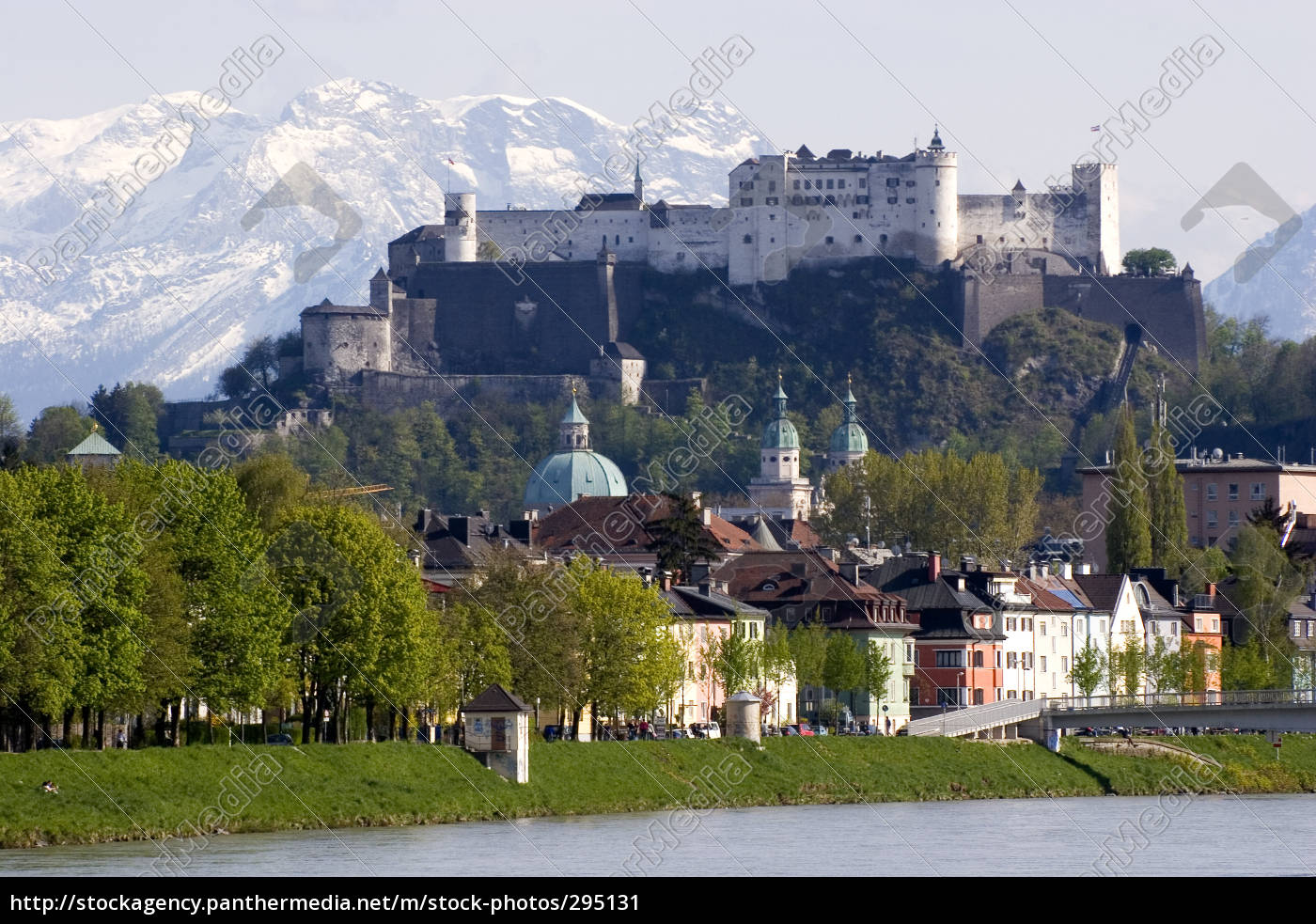 view, of, the, fortress, hohensalzburg - 295131