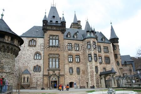 castle, of, wernigerode - 296731
