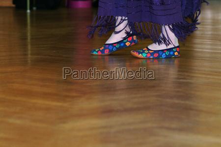 dance on the parquet