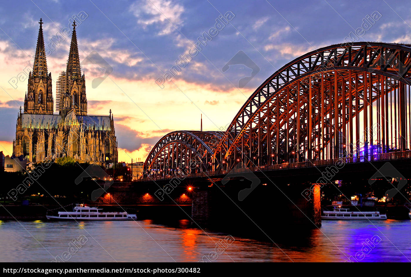 cologne, lights - 300482